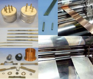REFRACTORY METALS - Foils, tape, wire and components in high temperature metals